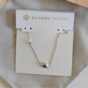 NEW✨ Kendra Scott Silver Laureen Pendant Necklace